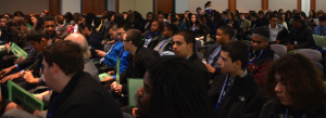 Kennedy Students Attend Young Professionals Conference