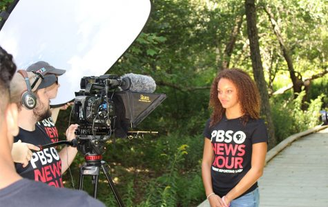 PBS Student Reporting Lab at Kennedy wins STEM Grant