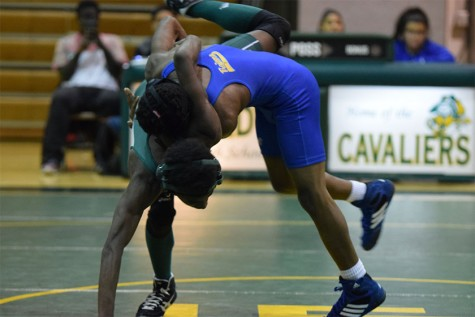 Wrestling With the Sport's Future at Kennedy