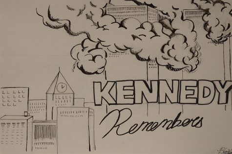 Kennedy and Glenallan Team up for Art Project